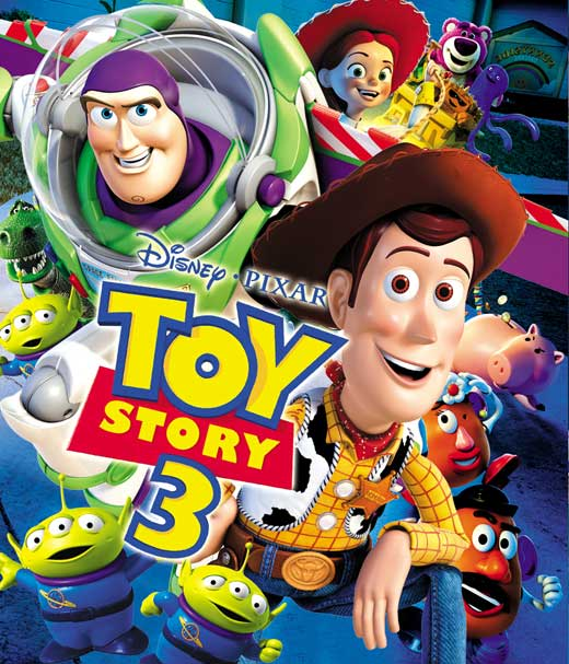Toy Story 3 Movie : Toy story the canted angle